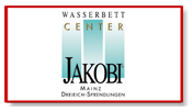 Wasserbett-Center_Jakobi_Logo